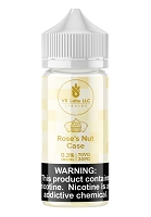 Rose's Nut Case 100mL