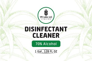 VR Labs Disinfectant Cleaner 1 Gallon